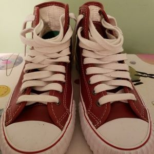 REDUCED! P.F. Flyers high top sneakers